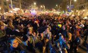 Демонстрации в Европа за деня на жената