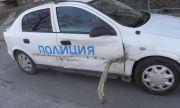 Шофьор от Ямбол удрял в движение патрулка, за да избяга