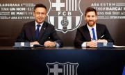 Бартомеу: Меси каза, че ще завърши кариерата си в Барселона