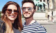 Михаела Филева и приятелят ѝ обиколиха приказни места