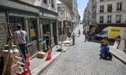 Париж осигурява повече пространство за ресторанти
