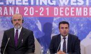 Албания и Северна Македония обявиха споразумение