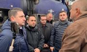 Борисов с извънредно разпореждане за водната криза в Перник