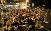 Хиляди израелци призоваха за оставка на премиера