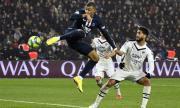 ПСЖ и Бордо си вкараха 7 гола - Кавани с гол №200, Неймар с червен картон