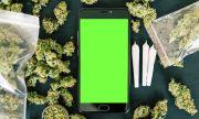 Да установиш употреба на марихуана чрез смартфон? Вече е възможно!