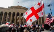 Голям протест в Грузия