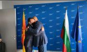 Зоран Заев първо при Бойко Борисов в централата на ГЕРБ (ВИДЕО)