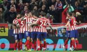 Атлетико Мадрид не остави шансове на Майорка