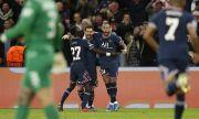 ПСЖ спечели дербито на богатите в Шампионската лига, Меси с гол шедьовър