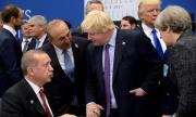 Великобритания призова за мир между Турция и Гърция
