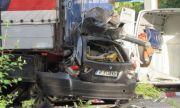 Абитуриентка и рожденик загинаха в BMW