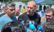 Протестиращите от Орлов мост: Инцидентът с Кърджилов е провокация