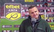 Треньорът на Ботев (Пд) направи интересно изказване за отбора си