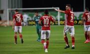 ЦСКА изпревари Левски след трудна победа в Бистрица