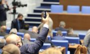 Парламентът отхвърли ветото на президента върху Закона за ДДС