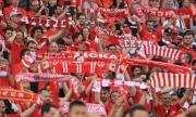 Феновете на ЦСКА с призив и предупреждение за тежки санкции