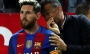 Легенда намекна за завръщане в Барселона