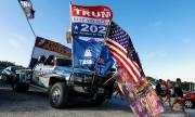 Ограбиха кампанията на Тръмп