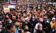 Голям протест заради първите британски заселници