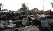 Ракетен обстрел по военна база на САЩ в Ирак