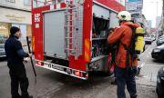 Голям пожар избухна в Галиче, вадиха жена в безпомощно състояние