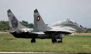 Продължава издирването на черната кутия на МиГ-29