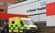 """Говорителят на Борис Джонсън: Осем милиона в болниците е """"най-лошият сценарий"""""""