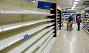 """Джонсън за недостига на стоки и кадри във Великобритания: """"Това е промяната, за която хората гласуваха"""""""
