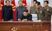 Северна Корея игнорира Южна Корея