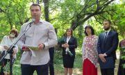 Паргов: Българските антифашисти се борят за по-справедлив свят и тази истина не може да бъде заличена