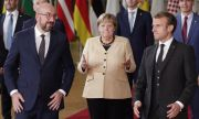 Макрон и Меркел говорят с Полша