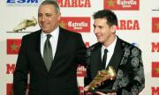 Стоичков: Никога не бих взел интервю от Роналдо