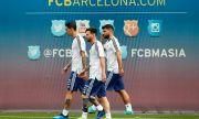 Барселона подписва с Меси за пет сезона преди мача с Ювентус