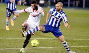 Манчестър Юнайтед хвърли око на нападател на Севиля