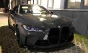 Спипаха новото BMW M4 без камуфлаж