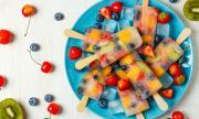 Рецепта на деня: Ледени плодови близалки