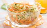 Рецепта за вечеря: Най-вкусната зелева салата