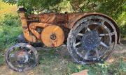 Апаши задигнаха уникален 100-годишен трактор в Килифарево