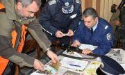 Ловджии в ареста, отстреляли без резрешителни седем глигана