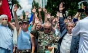 Фермери протестират в Молдова
