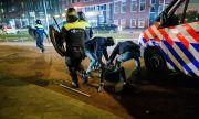 Над 70 задържани при нов протест в Нидерландия