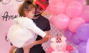 Дъщеричката на Криско и Цвети стана на 2 години (СНИМКИ)