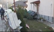 18-годишен шофьор, разбил се в Смолян: Разсеях се от музиката в колата