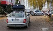 Moнтанчанин паркира във Враца като арабин в пустиня