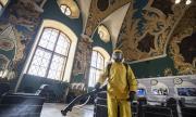 Властите в Москва обявиха коригирани данни за починалите през април след критики