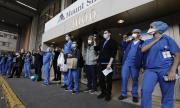 Американски болници се отказват от хидроксихлорохин срещу COVID-19