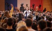 Макрон: Да защитим застрашената Европа