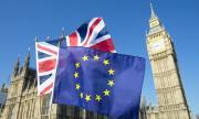 """Преговорите за Брекзит продължават и в """"тези трудни времена"""""""