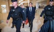 Присъда за френски премиер